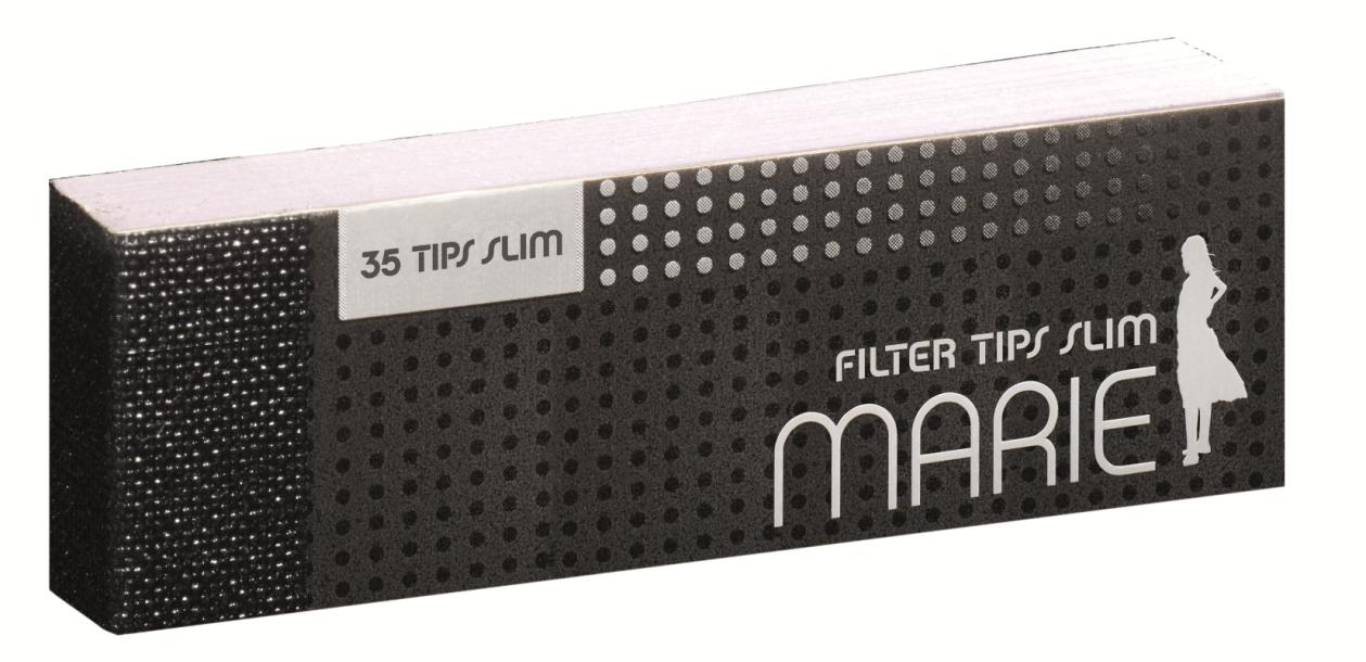 Marie Filter Tips Slim