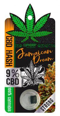 9% CBD HASH JAMAICAN DREAM