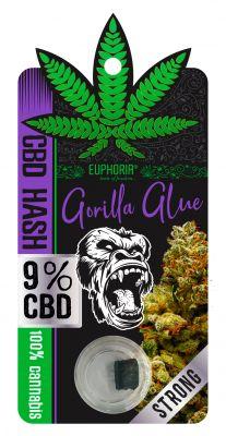 9% CBD HASH GORILLA GLUE