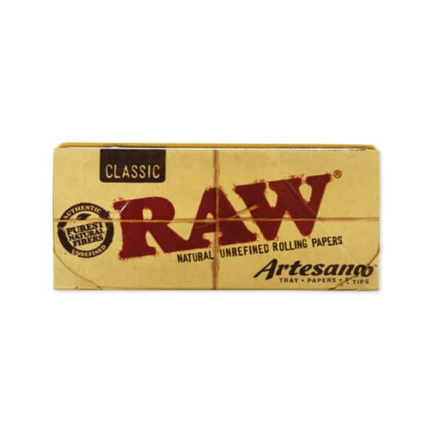 RAW Classic Artesano King Size (Slim Papers + Filtertips)