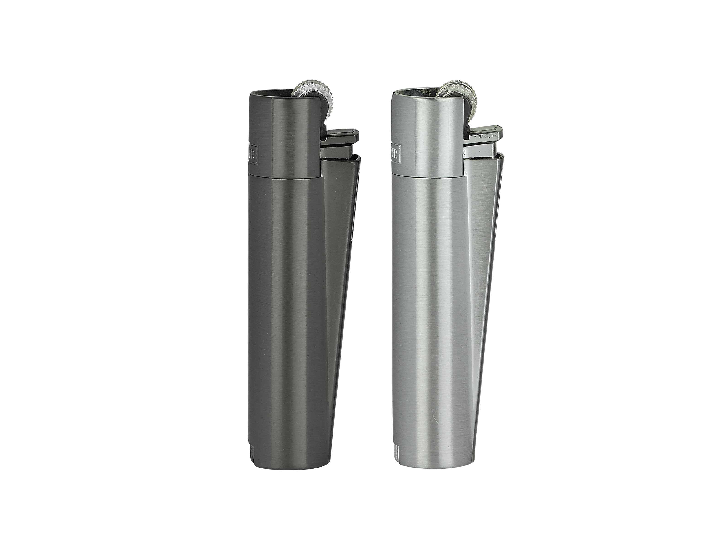 Clipper Metal Carbon - Grau