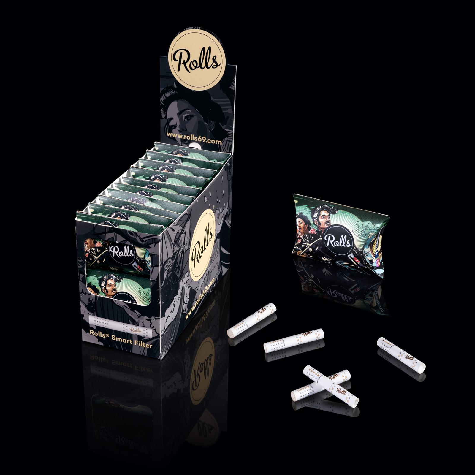 Rolls Smart-Filter 6mm PocketPack