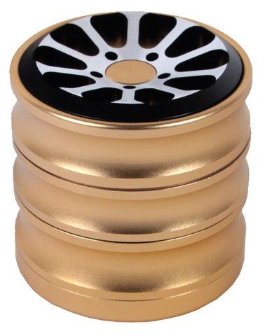 """Grinder """"Roundabout"""" gold/silver 4er"""