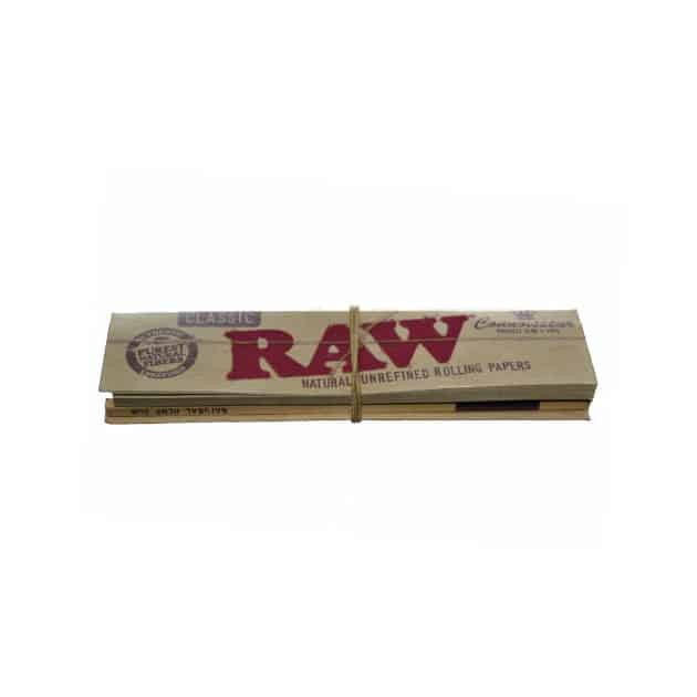 RAW Classic Connoisseur (Slim Papers + Filtertips)