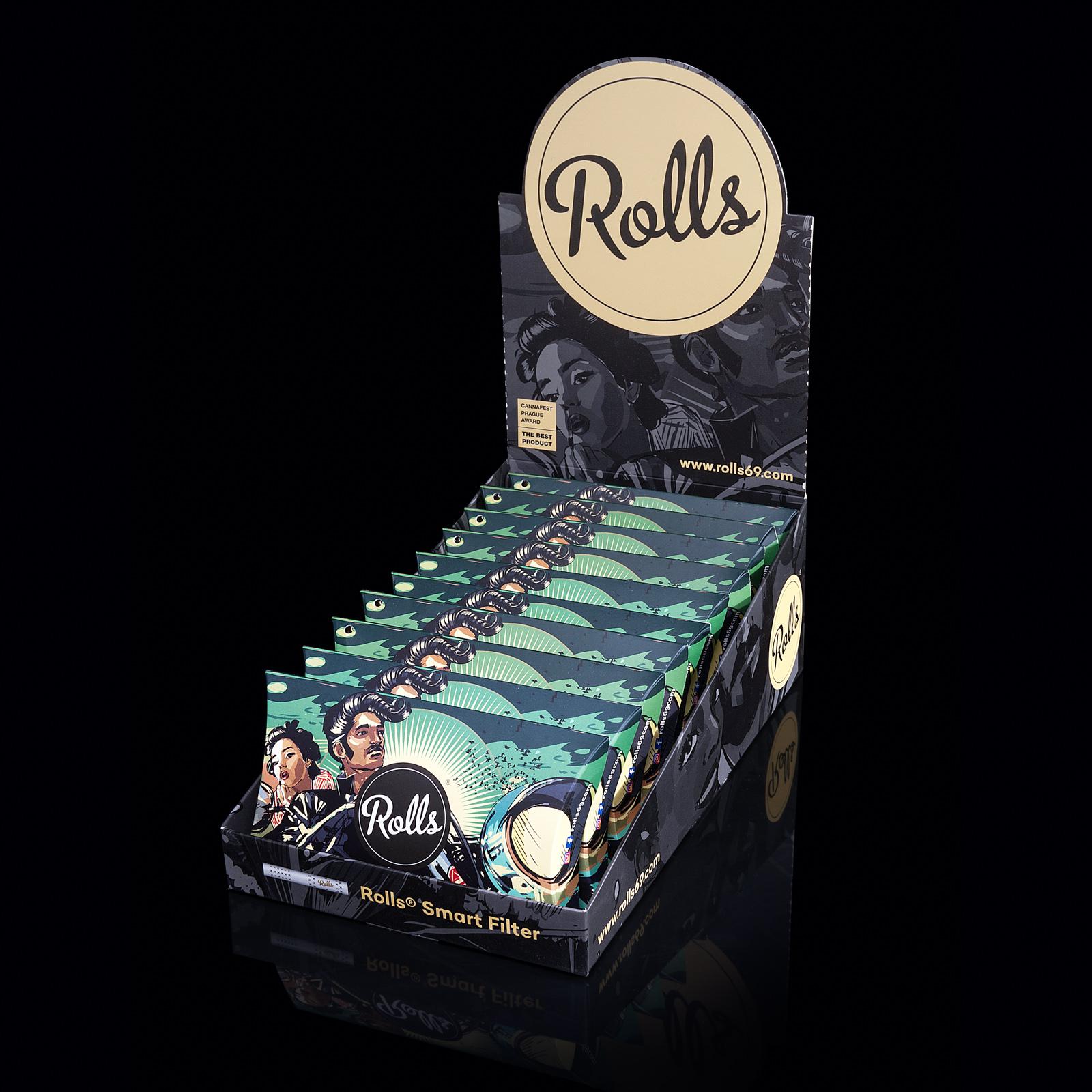 Rolls Smart-Filter 6mm VIP
