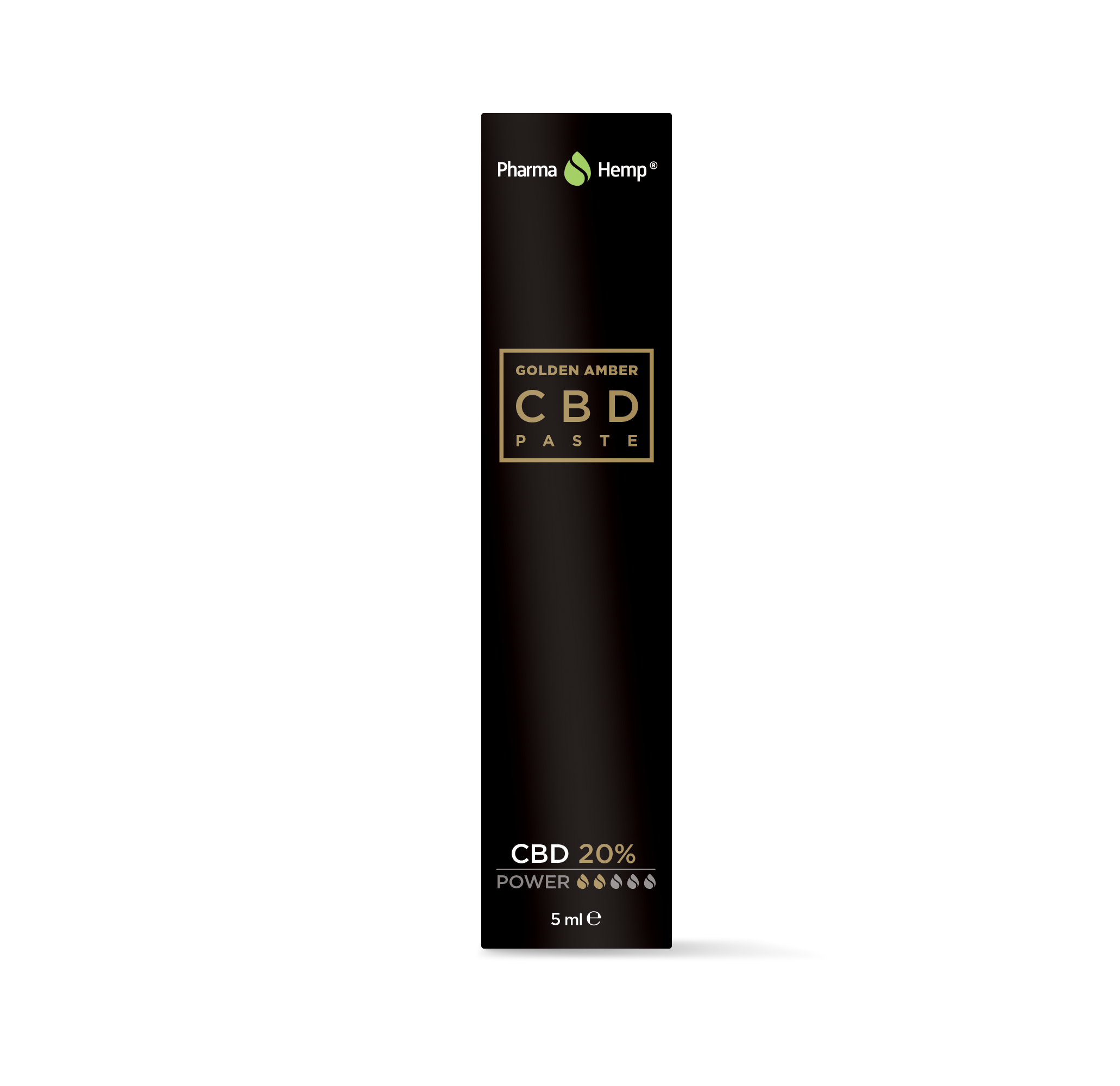 CBD GOLDEN AMBER PASTE 5ml - 20%